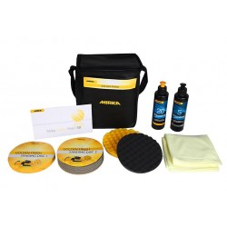 Kit polissage golden finish MIRKA