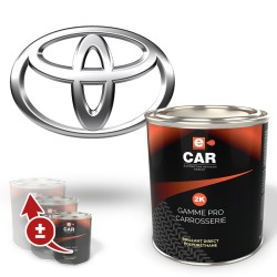 Peinture Toyota Brillant Direct Polyuréthane