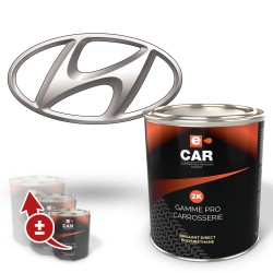 Peinture Hyundai Brillant Direct Polyuréthane