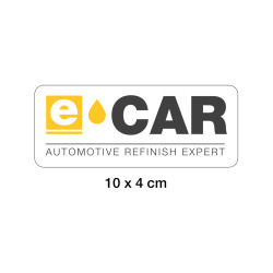 Sticker ECAR Carrosserie