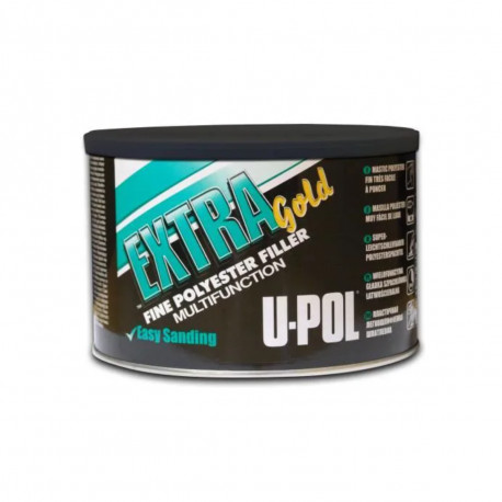 Mastic très fin UPOL - EXTRA GOLD