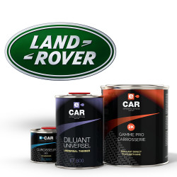 Peinture Land Rover Brillant Direct en Kit