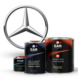 Peinture Mercedes Polyuréthane Brillant Direct